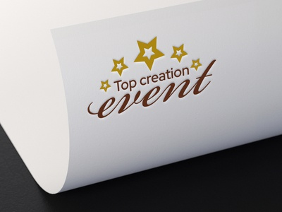 Logo Top creation event