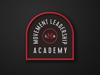 Movement Leadership Academy Patch Mockup