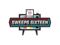 Sweeps Sixteen Logo