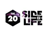 The 20 Side of Life Logo