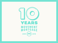 10 Years of Movement!