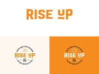 Rise Up Logo Concept 1