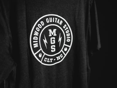 Midwood Guitar Studio Shirts