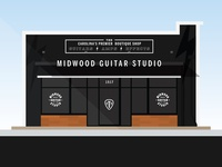 Midwood Storefront