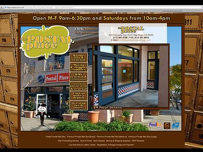 The Postal Place google blogger photography stevemckinnis.com web design graphic design photoshop social media photographer steve mckinnis