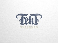 Fekt Apparel Logo