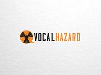 Vocal Hazard Logo