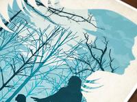 Poster Illustration Detail