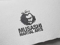 Musashi Martial Arts Logo