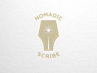 Nomadic Scribe Logo