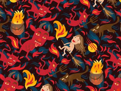 Inferno pattern