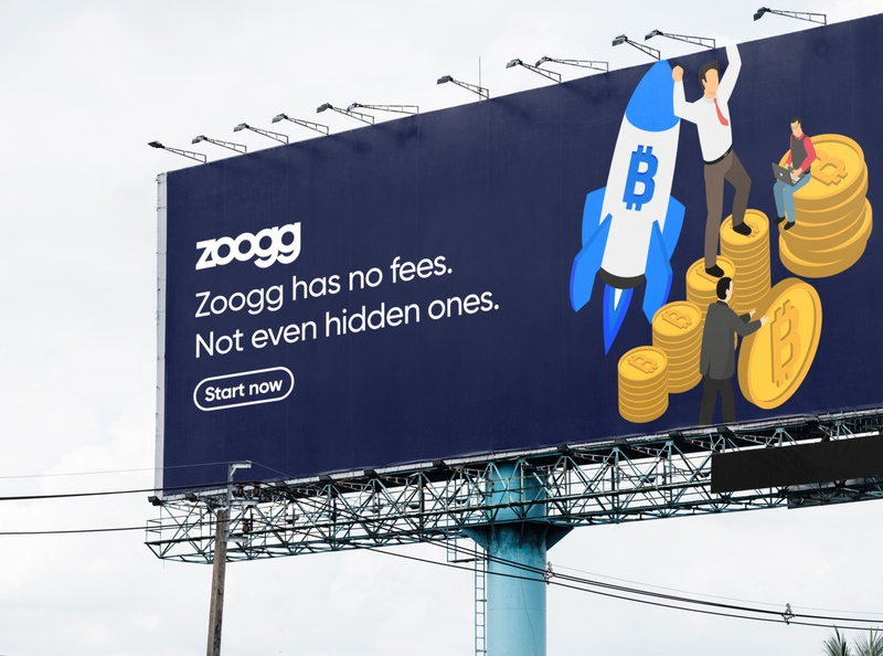 Zoogg - Advertising campaign