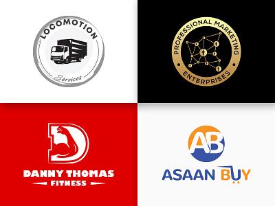 Logos fitness logo logo icon branding design