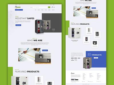 GSSM resistant safe web development website design ui  ux design