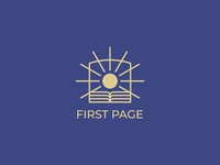 First Page Logo