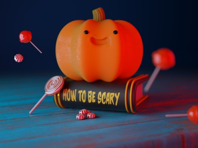 Halloween Pumpkin halloween pumpkin cinema4d
