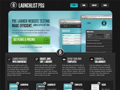 Launchlist Pro launchlist app launch checklist