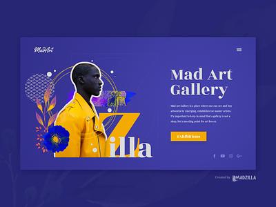 Art Design Inspiration website designer website design website concept website ui illustration design branding