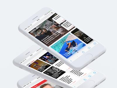 News online publication wip