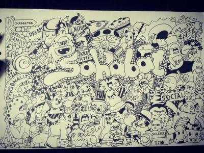 sahabat doodle
