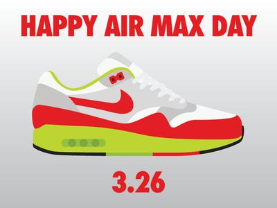Air Max Day 3.26