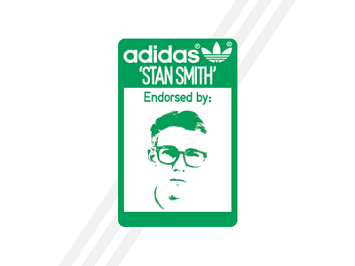 Stan Smith Label three stripes logo sneakers footwear tennis classic label adidas originals adidas stan smith