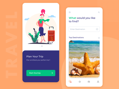 Travel Planner Mobile App