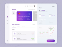 Credit Card Dashboard