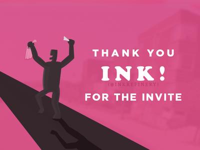 Thanks Ink!
