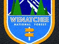 National Park Logo / Patch