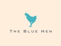 The Blue Hen | Logo
