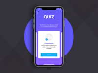 Quiz theme mobile