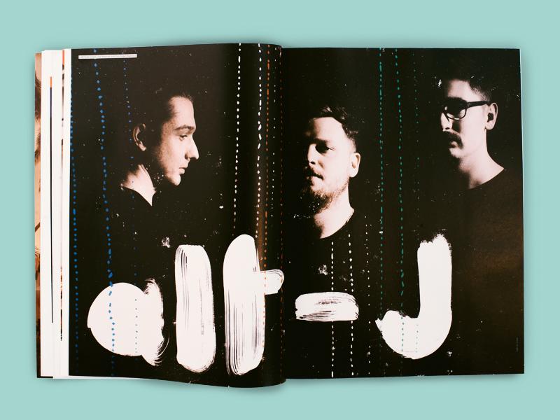 triple j Annual — alt J by Nat Carroll on Dribbble