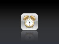 Luisant Clock