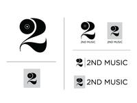 2nd Music Logo