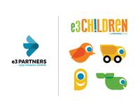 e3 Children Branding