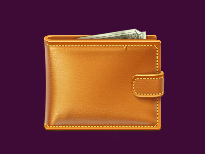 Wallet icon wallet ecommerce