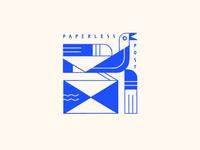 Paperless Post Sweatshirt Design