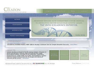 Celadon Labs ui design ux design