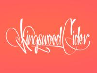 Kingswood cider