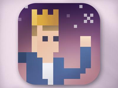 Game icon store app icon pixel game