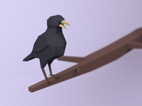 Poly Crow