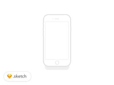 iPhone 7 Illustration