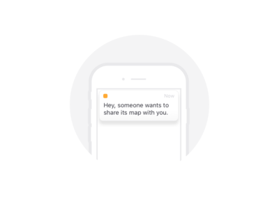 Notifications permission illutration