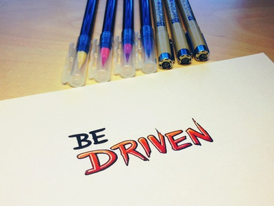 Be Driven