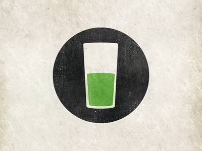 Bold Perspective - iPhone Wallpaper bold perspective cup logo black green texture iphone wallpaper