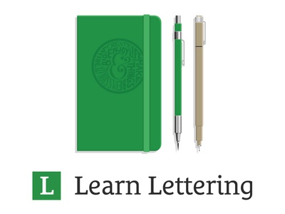 Introducing: Learn Lettering