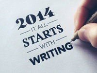 It All Starts With Writing