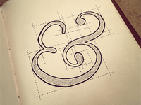 To Build an Ampersand: Baskerville Edition
