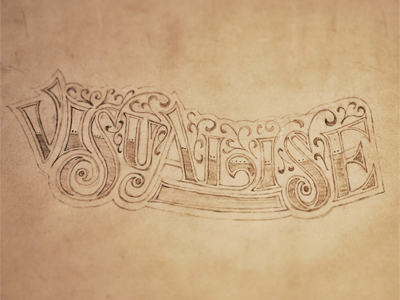 Visualise sketch dribbble